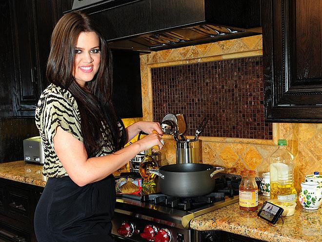 Good Eats Inside Star Kitchens Khloe Kardashian