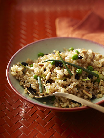 JEFF PROBST'S FRIED BROWN RICE 