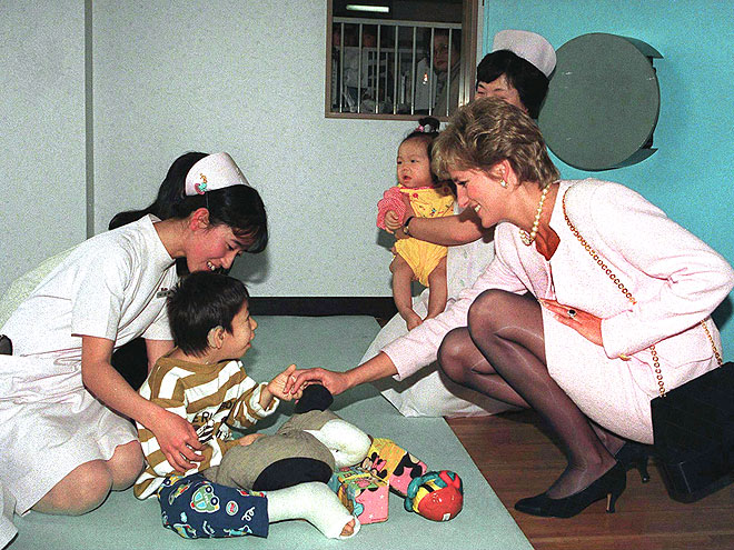 Tokyo photo | Princess Diana