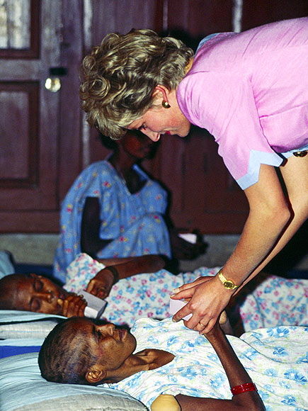 Calcutta, India photo | Princess Diana