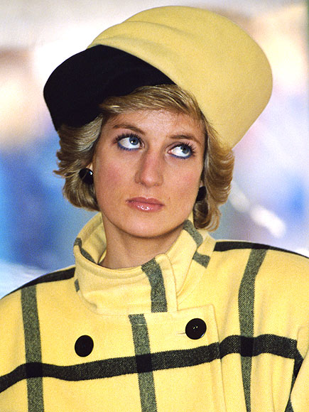 MELLOW YELLOW photo | Princess Diana