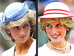 Princess Diana's Many Crowns | Princess Diana