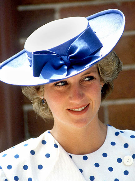 BLUE BELLE photo | Princess Diana