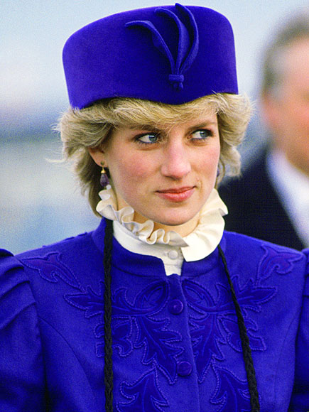 PURPLE REIGN photo | Princess Diana