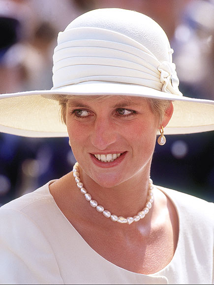 WHITE STUFF photo | Princess Diana