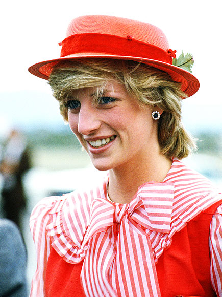 WELL RED photo | Princess Diana