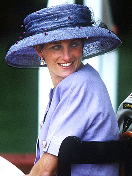 SHADE OF PURPLE photo | Princess Diana
