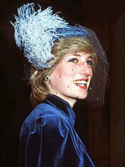 VELVET CRUSH photo | Princess Diana