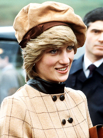 FRENCH TWIST photo | Princess Diana