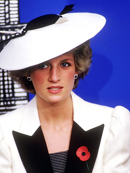 FASHION PLATE photo | Princess Diana