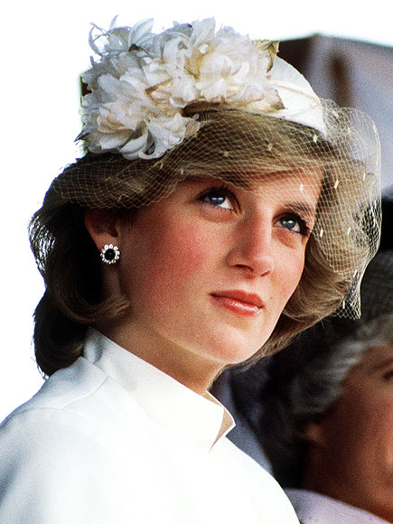 FLOWER POWER photo | Princess Diana