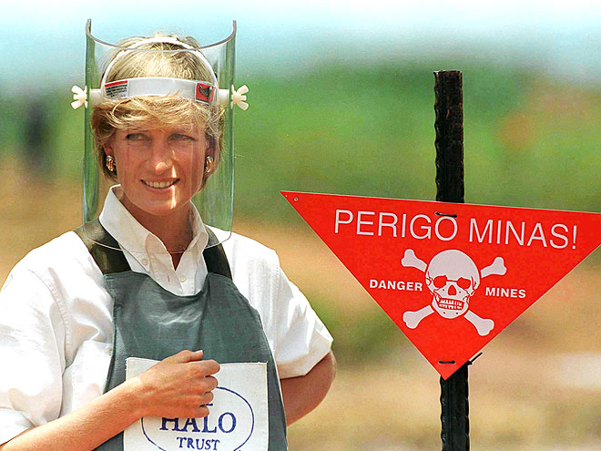 In Danger for a Cause photo | Princess Diana