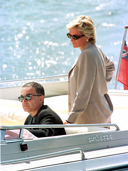 A Doomed Romance photo | Dodi Al Fayed, Princess Diana