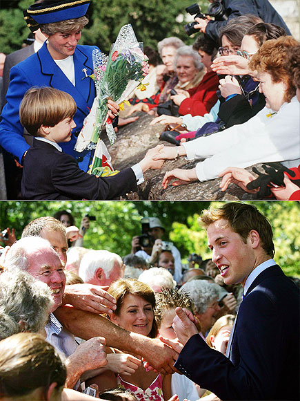 PRINCES OF HEARTS  photo | Prince William, Princess Diana