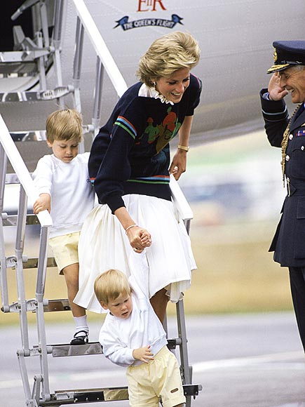 HEIR AND HEIR ALIKE  photo | Prince William, Princess Diana