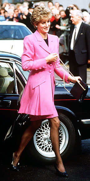 THE CHIC YEARS: 1992-1997 photo | Princess Diana