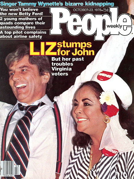 1978: LIZ STUMPS FOR JOHN