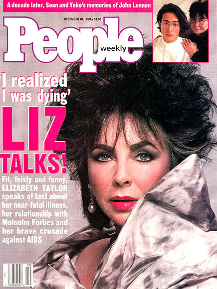 1990: ELIZABETH TRIUMPHANT  photo | Elizabeth Taylor Cover, Elizabeth Taylor