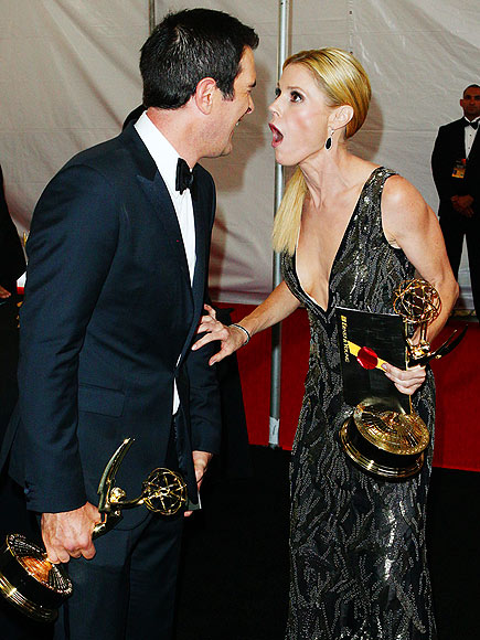 'MODERN' COUPLE photo | Julie Bowen, Ty Burrell