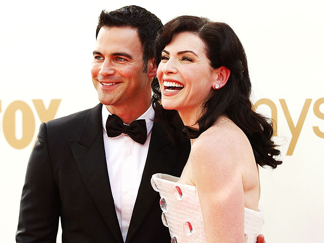 KEITH & JULIANNA photo | Julianna Margulies