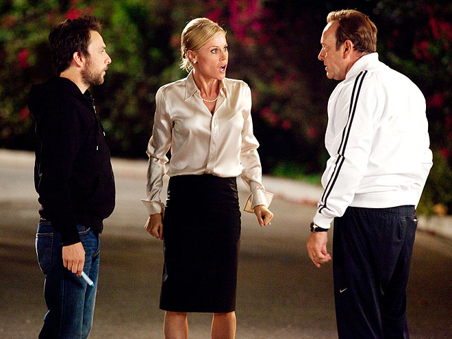 JULIE BOWEN photo | Charlie Day, Julie Bowen, Kevin Spacey