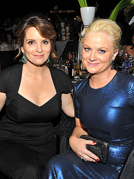 TINA FEY &#38; AMY POEHLER  photo | Amy Poehler, Tina Fey