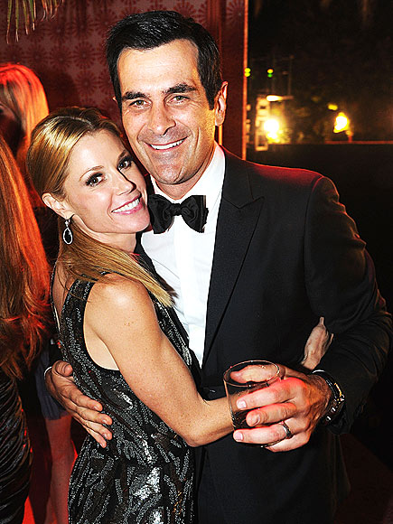 JULIE BOWEN & TY BURRELL  photo | Julie Bowen, Ty Burrell