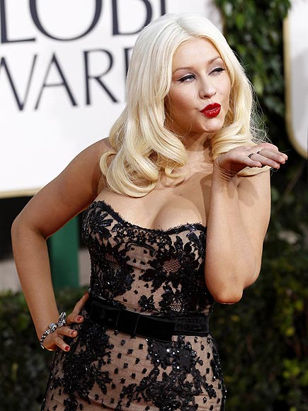 KISS & FLY photo | Christina Aguilera