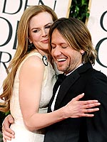 The Sweetest Couples at the Globes | Keith Urban, Nicole Kidman