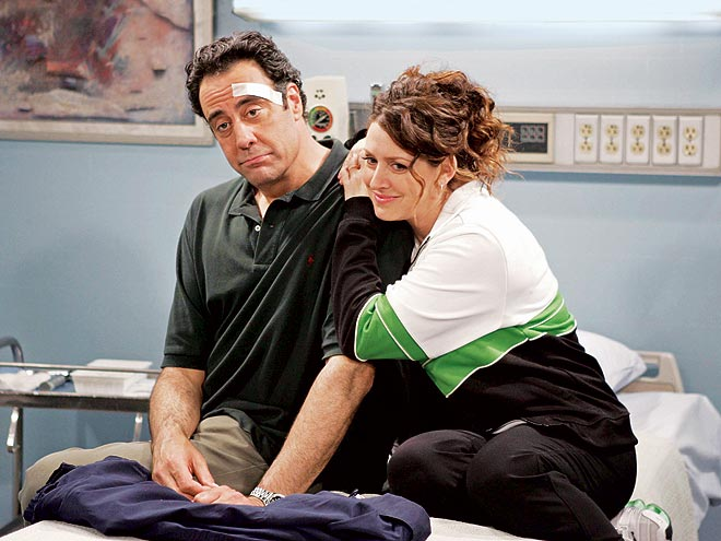 JOELY FISHER'S STAR TURN