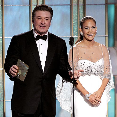 photo | Alec Baldwin, Jennifer Lopez
