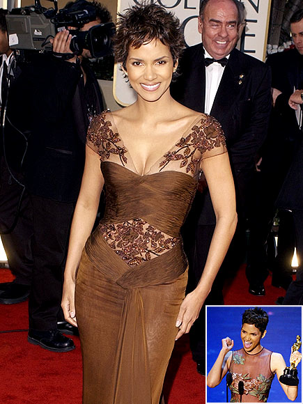HALLE LOSES BEST ACTRESS