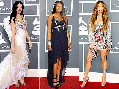 2011 Grammy Awards&#39; Best Dressed! | Jennifer Lopez
