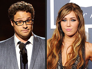 2011 Grammys' Most Outrageous Quotes | Miley Cyrus, Seth Rogan