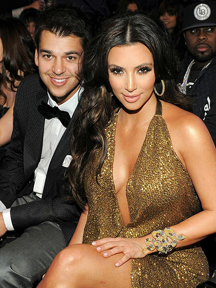 KIM & ROB  photo | Kim Kardashian