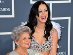 Katy Perry&#39;s Grammy Date: Her Grandma!