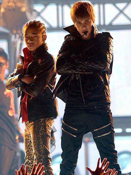 JADEN SMITH & JUSTIN BIEBER photo | Jaden Smith, Justin Bieber