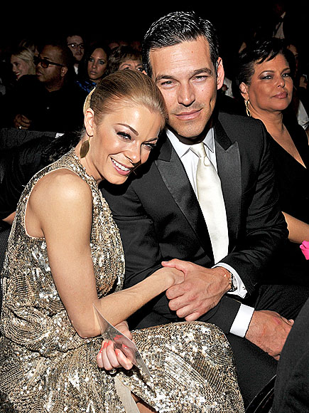 ALL THAT GLITTERS photo | Eddie Cibrian, LeAnn Rimes