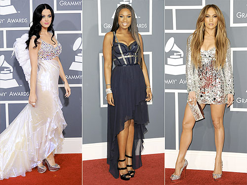 Grammys Fashion Favorites