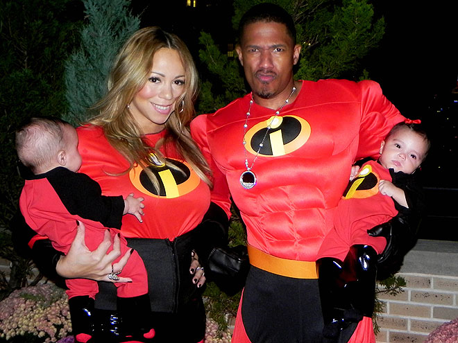 MARIAH CAREY & NICK CANNON photo | Mariah Carey