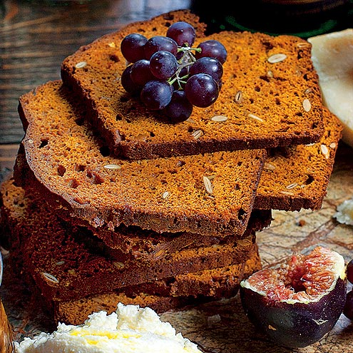 TYLER FLORENCE'S PUMPKIN BREAD 