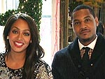 La La & Carmelo Anthony&#39;s New York Christmas
