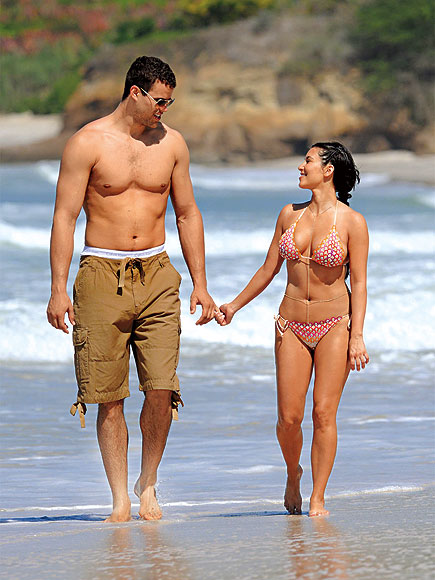 KIM KARDASHIAN & KRIS HUMPHRIES