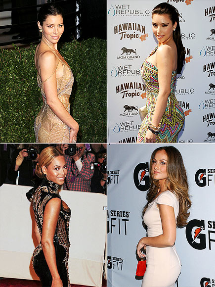 WHO HAS THE BEST BUTT?