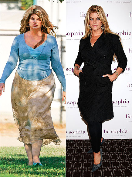 Hollywood's Weight-Loss Winners!