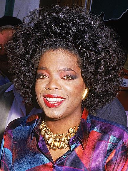 HEY, CURL FRIEND!   photo | Oprah Winfrey