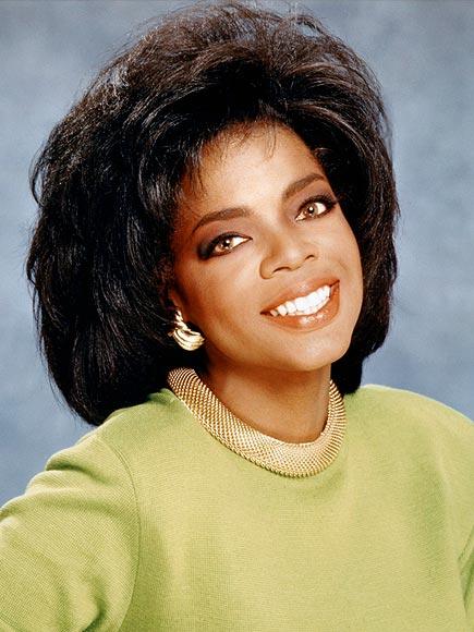 MEDIA QUEEN  photo | Oprah Winfrey