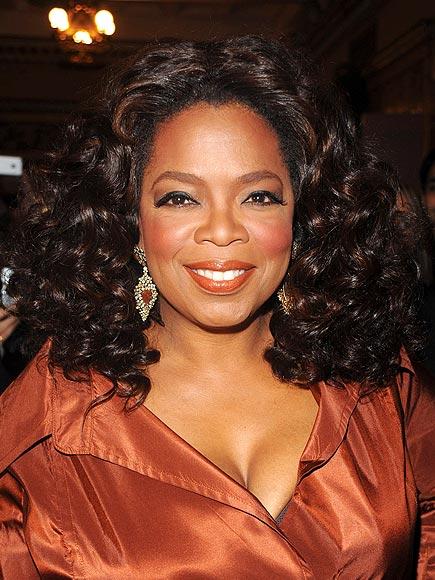 POODLE 'DO!  photo | Oprah Winfrey