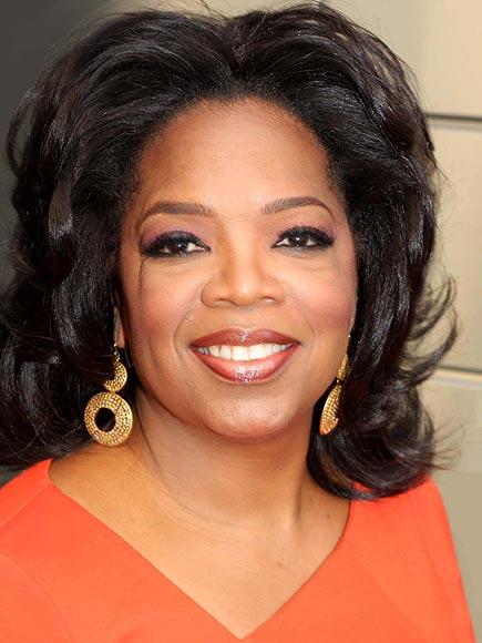 GOLDEN GLOW  photo | Oprah Winfrey