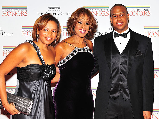 THE GODMOTHER  photo | Gayle King